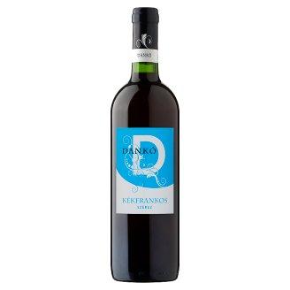 Dankó Duna-Tisza Közi Kékfrankos Dry Red Wine 11% 750 ml