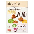 BioJunior Organic Spelt Baby Biscuits with Cocoa 2 x 125 g