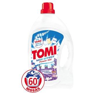 Tomi Lavender & Patchouli Oil Detergent Gel 60 WL 3,96 l