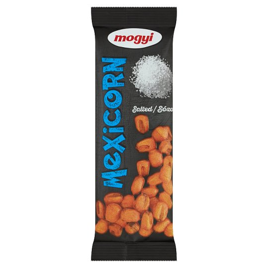Mogyi Mexicorn Roasted, Salted Maize 70 g