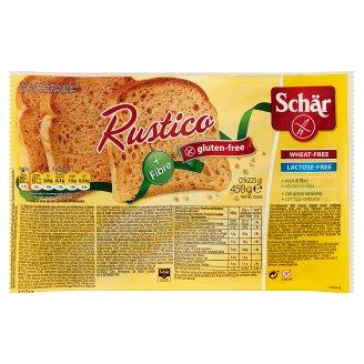 Schär Rustico Gluten-Free Multigrain Bread 2 x 225 g