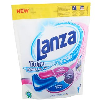 Lanza Total Power Washing Gel Capsules 42 pcs 911 g