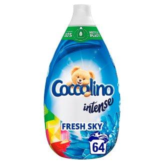 Coccolino Intense szuperkoncentrált öblítő Fresh Sky 64 mosás 960 ml