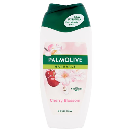 Palmolive Naturals Cherry Blossom Shower Cream 250 ml