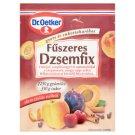 Dr. Oetker fűszeres dzsemfix 20 g