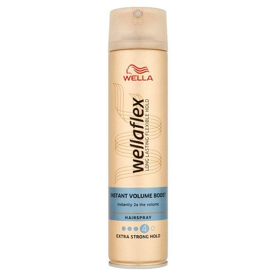 Wella Wellaflex Instant Volume Boost Extra Strong Hold Haispray 250 ml