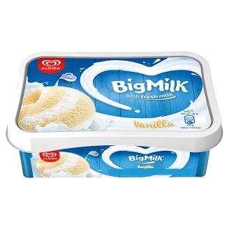 Big Milk vanília jégkrém 1000 ml