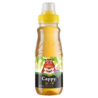 Cappy Junior 100% Apple Juice 250 ml