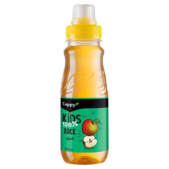 Cappy Junior 100% almalé 250 ml