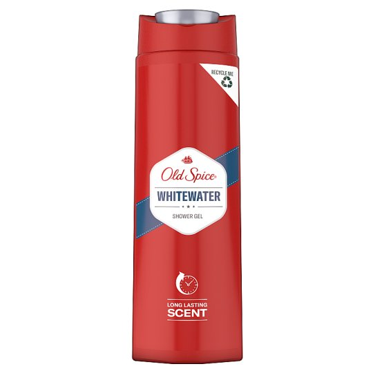 Old Spice Whitewater Shower Gel For Men 400 Ml