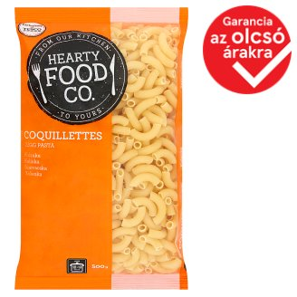 Hearty Food Co. Coquillettes 2 Egg Pasta 500 g
