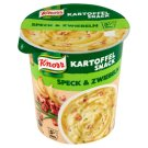 Knorr Snack Mashed Potato with Bacon and Garlic 58 g