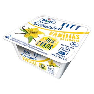 Milli Fitt Vanilla-Grain Cream Cottage Cheese 90 g