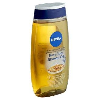 NIVEA Natural Oil Shower Oil 200 ml