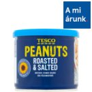 Tesco Roasted & Salted Peanuts 150 g