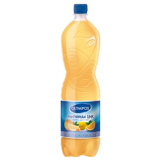 Olympos Mediterrán Ízek Grapefruit-Orange-Lemon Drink 1,5 l