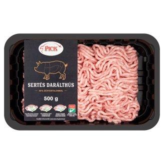 PICK Sertés darált hús GMO mentes 500 g