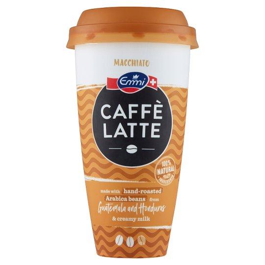 Emmi Caffé Latte Macchiato jeges kávé arab kávéval, tejjel és tejszínnel 230 ml