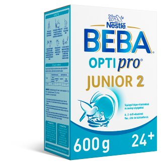 Beba Pro Junior 2 Drink Powder with Low-Fat Milk, Vitamins and Minerals 24+ Months 600 g