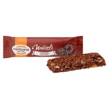 image 2 of Cerbona Chocolate Cereal Bar 20 g