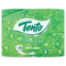 Tento Fresh Line Toilet Paper 3 Ply 24 Rolls