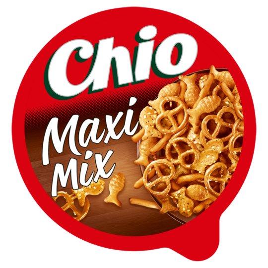 Chio Maxi Mix kréker és sósperec keverék 100 g