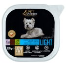 Tesco Pet Specialist Premium Light Dog Food Ragout with Turkey, Liver, Vegetables 300 g