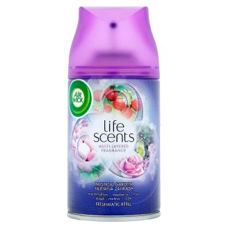 Air Wick Life Scents Mystical Garden Automatic Air Freshener Refill 250 ml