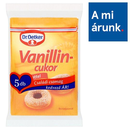 Dr. Oetker vanillincukor 5 x 10 g