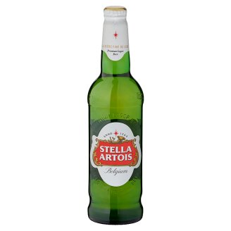 Stella Artois Quality Lager Beer 5% 0,5 l