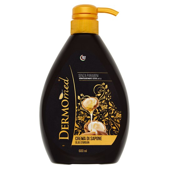 Dermomed Argan Oil Cream Soap 600 ml