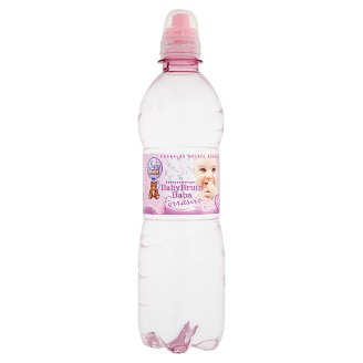 Baby Bruin Baba Non-Carbonated Mineral Water 0,5 l