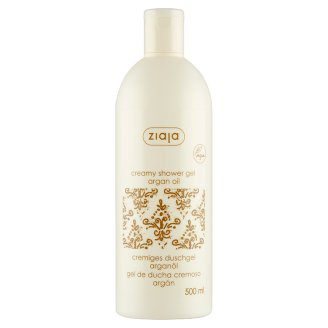 Ziaja Creamy Shower Soap with Argan Oil 500 ml