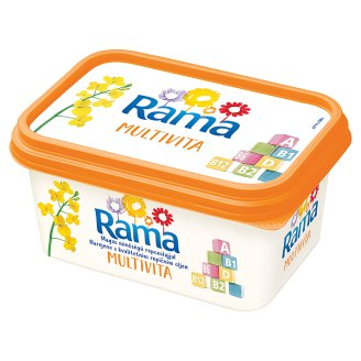 Rama Multivita light margarin vitaminokkal 500 g