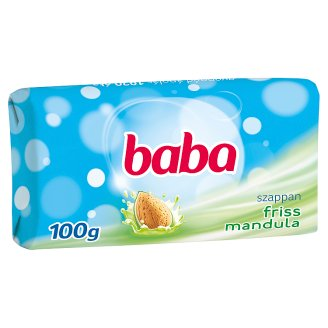 Baba Fresh Almond Soap 100 g