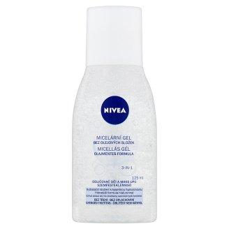 NIVEA Micellar Eye Make-Up Remover Gel 125 ml