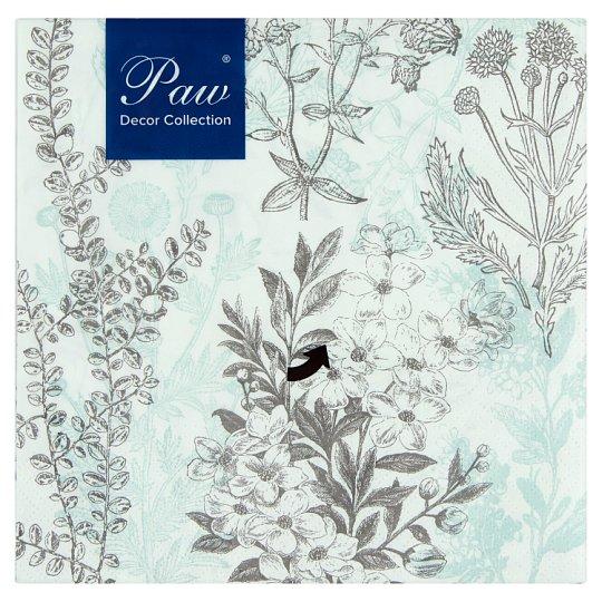 Paw Decor Collection Paper Napkins 3 Ply 33 x 33 cm 20 pcs