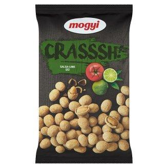 Mogyi Crasssh! Salsa-Lime Flavour Coated Roasted Peanuts 190 g