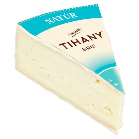 Tihany Válogatás Brie vágó sajt