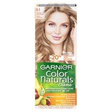 image 1 of Garnier Color Naturals Crème 8.1 Bright Platinum Blonde Nourishing Permanent Hair Colorant