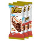 Kinder Maxi King Milk Chocolate & Hazelnut Covered Wafer with Milky & Caramel Filling 3 pcs 105 g
