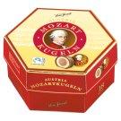 Mozart Kugeln csokoládé-praliné, marcipánnal és nugát krémmel töltve, csokoládéval bevonva 297 g