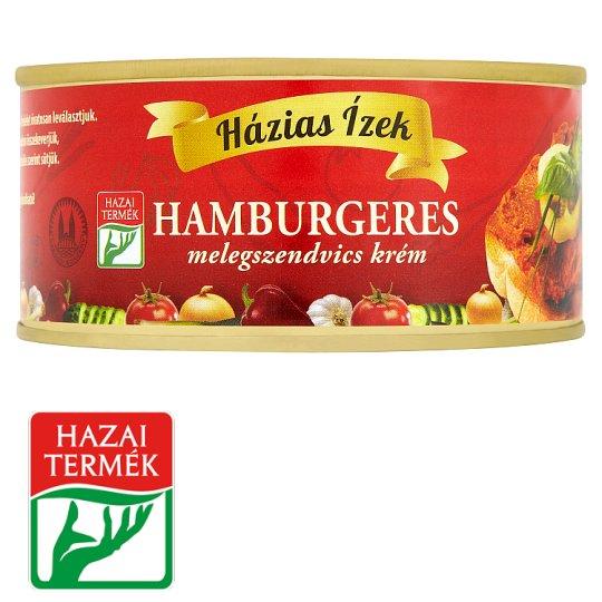 Házias Ízek Hamburger Taste, Warm Sandwich Spread 290 g