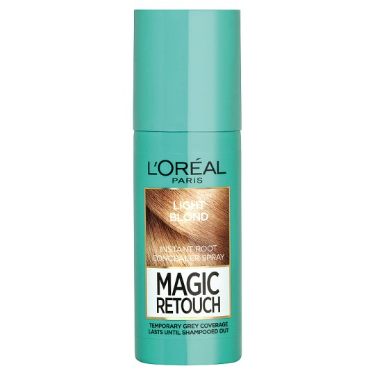 L'Oréal Paris Magic Retouch Light Blonde Instant Root Concealer Spray 75 ml
