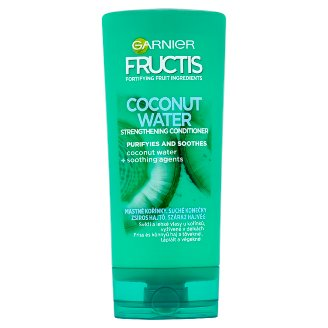 Garnier Fructis Coconut Water balzsam 200 ml