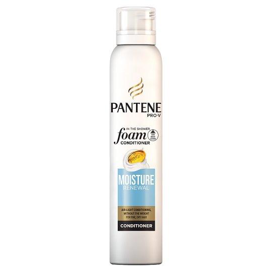 Pantene Pro-V Moisture Renewal Foam Conditioner For Fine, Dry Hair 180ml