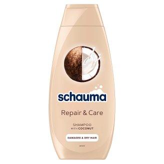 Schauma sampon Regeneráló és ápoló 400 ml
