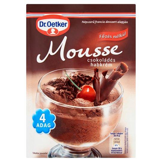Dr. Oetker Mousse Chocolate Whip Cream Powder 92 g