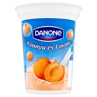 Danone Könnyű és Finom sárgabarackízű élőflórás, zsírszegény joghurt 400 g