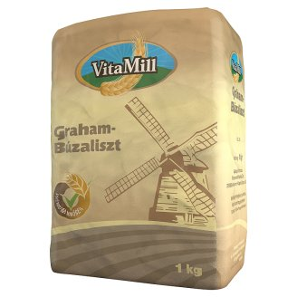 VitaMill Graham Flour 1 kg